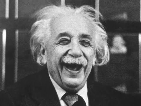 einstein-laughing